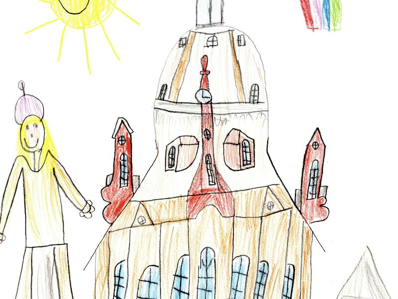 Regenbogenschule Taucha, Grundschulen Taucha, Malwettbewerb, Sponsoring, Förderverein, Vereine Taucha, Wettbewerb, Kunst